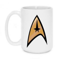 Кружка 420ml Star Trek Logo - FatLine