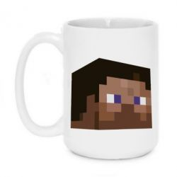Кружка 420ml Steve Minecraft - FatLine