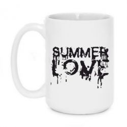 Кружка 420ml Summer Love - FatLine