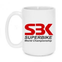Кружка 420ml Superbike World Championship