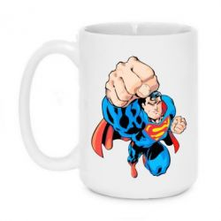 Кружка 420ml Супермен Комикс - FatLine