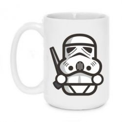 Кружка 420ml Sweet Stormtrooper - FatLine