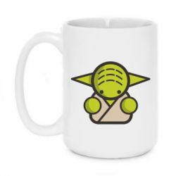 Кружка 420ml Sweet Yoda - FatLine
