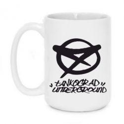 Кружка 420ml Tankograd Underground Logo - FatLine