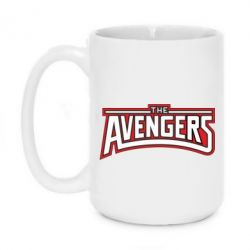 Кружка 420ml The Avengers Vintage - FatLine