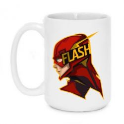 Кружка 420ml The Flash - FatLine