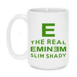 Кружка 420ml The Real Slim Shady - FatLine