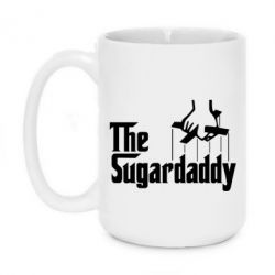 Кружка 420ml The Sugardaddy - FatLine