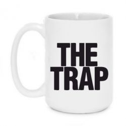 Кружка 420ml The Trap Logo - FatLine