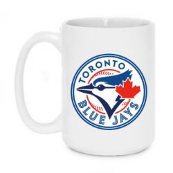 Кружка 420ml Toronto Blue Jays - FatLine