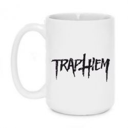 Кружка 420ml Traphiem - FatLine