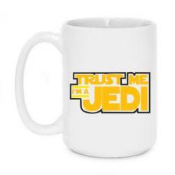 Кружка 420ml Trust me, I'm a Jedi - FatLine