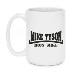 Кружка 420ml Tyson Iron Mike - FatLine