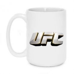 Кружка 420ml UFC 3D - FatLine