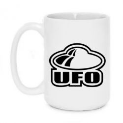 Кружка 420ml UFO - FatLine