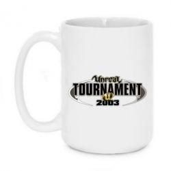 Кружка 420ml Unreal Tornament