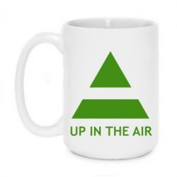 Кружка 420ml Up in the air - FatLine