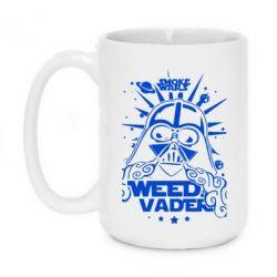 Кружка 420ml Weed Vader - FatLine