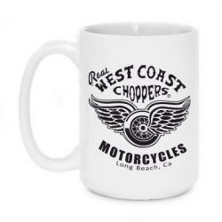 Кружка 420ml West Coast Choppers - FatLine