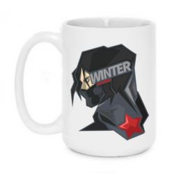 Кружка 420ml Winter Soldier - FatLine
