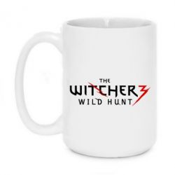 Кружка 420ml Witcher 3 Wild Hunt - FatLine