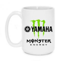 Кружка 420ml Yamaha Monster Energy - FatLine
