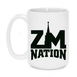Кружка 420ml ZM Nation - FatLine