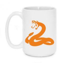 Кружка 420ml Змея - FatLine