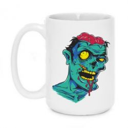 Кружка 420ml Zombie Head - FatLine