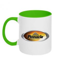 Кружка двухцветная Pinnacle Fishing - FatLine