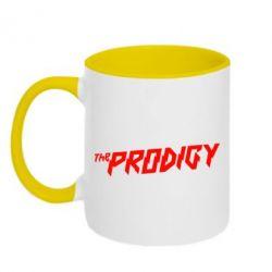 Кружка двухцветная Prodigy - FatLine