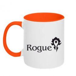 Кружка двухцветная Rogue Орда - FatLine
