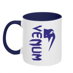 Кружка двухцветная Venum - FatLine