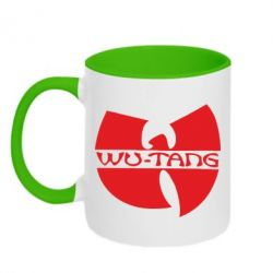 Кружка двухцветная WU-TANG - FatLine