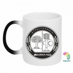 Кружка-хамелеон AMG - FatLine