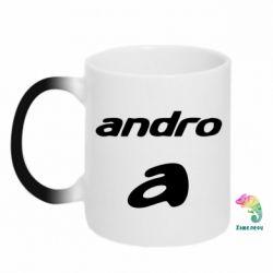 Кружка-хамелеон Andro - FatLine