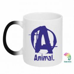 Кружка-хамелеон Animal - FatLine