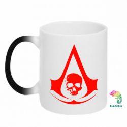 Кружка-хамелеон Assassin's Creed Misfit - FatLine