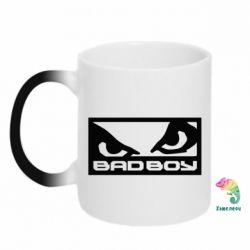 Кружка-хамелеон Bad Boy - FatLine