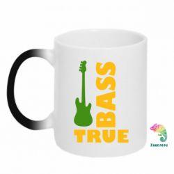 Кружка-хамелеон Bass True - FatLine