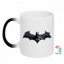 Кружка-хамелеон Batman Arkham Asylum - FatLine