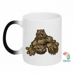 Кружка-хамелеон Big Bear - FatLine