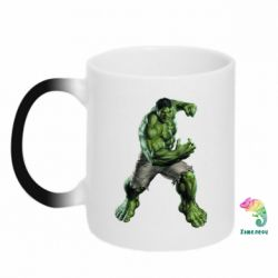 Кружка-хамелеон Big Hulk - FatLine
