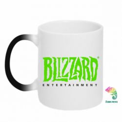 Кружка-хамелеон Blizzard - FatLine