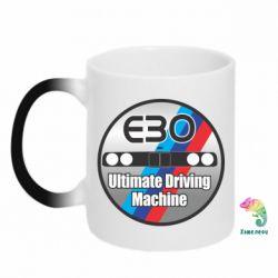 Кружка-хамелеон BMW E30 Ultimate Driving Machine - FatLine
