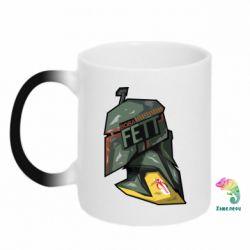Кружка-хамелеон Boba Fett - FatLine