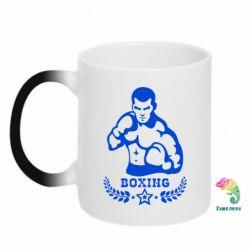 Кружка-хамелеон Boxing Star - FatLine