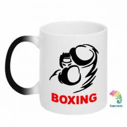 Кружка-хамелеон Boxing - FatLine