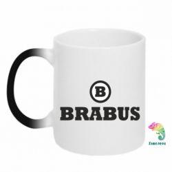 Кружка-хамелеон Brabus - FatLine