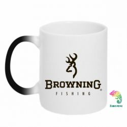 Кружка-хамелеон Browning - FatLine